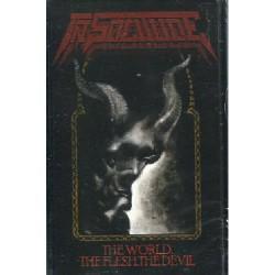 In Solitude - The World. The Flesh. The Devil - CASSETTE