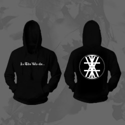 In The Woods - Logo - Hooded Sweat Shirt (Men)