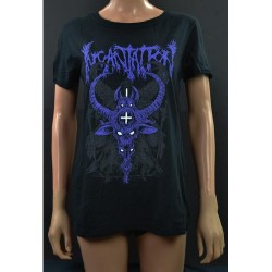 Incantation - Purple Demon - T-shirt (Women)