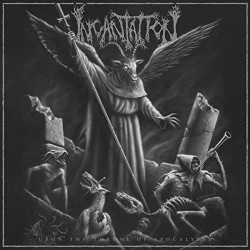 Incantation - Upon The Throne Of Apocalypse - CD