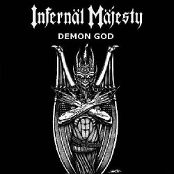 Infernal Majesty - Demon God - CD