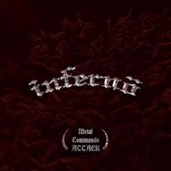 Inferno - Metal Commando ATTACK - CD