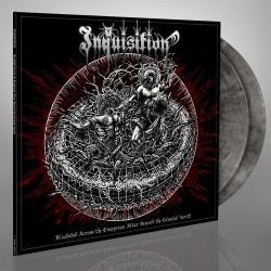 Inquisition - Bloodshed Across The Empyrean Altar Beyond The Celestial Zenith - DOUBLE LP GATEFOLD COLOURED