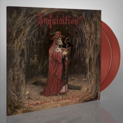 Inquisition - Into the Infernal Regions of the Ancient Cult - DOUBLE LP GATEFOLD COLOURED