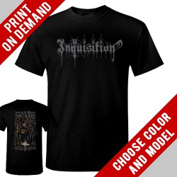 Inquisition - Invoking the Majestic Throne of Satan [back] - Print on demand