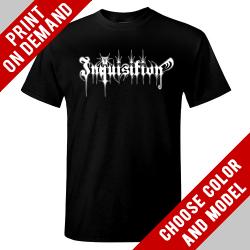 Inquisition - Logo 2016 - Print on demand