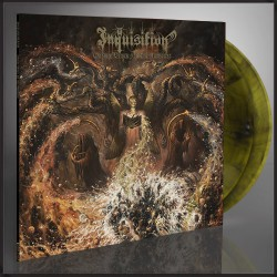 Inquisition - Obscure Verses For The Multiverse - DOUBLE LP GATEFOLD COLOURED