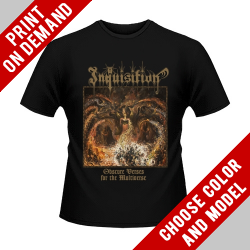 Inquisition - Obscure Verses For The Multiverse - Print on demand