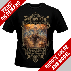 Inquisition - Ominous Doctrines of the Perpetual Mystical Macrocosm - Print on demand