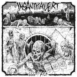 Insanity Alert - 666-Pack - CD + Digital