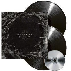 Insomnium - Heart Like a Grave - Double LP Gatefold + CD