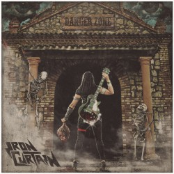 Iron Curtain - Danger Zone - LP