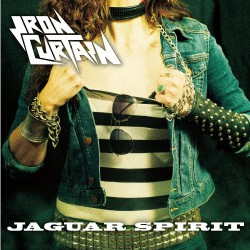 Iron Curtain - Jaguar Spirit - LP COLOURED