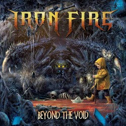 Iron Fire - Beyond The Void - LP
