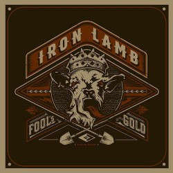 Iron Lamb - Fool's Gold - LP
