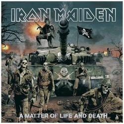 Iron Maiden - A Matter Of Life And Death - CD DIGIPAK