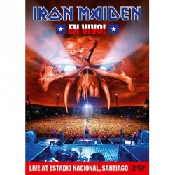 Iron Maiden - En Vivo! - DOUBLE DVD