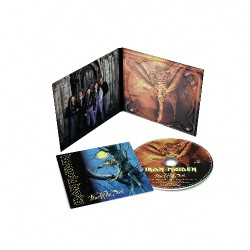 Iron Maiden - Fear Of The Dark - CD DIGIPAK