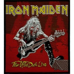 Iron Maiden - Fear Of The Dark Live - Patch