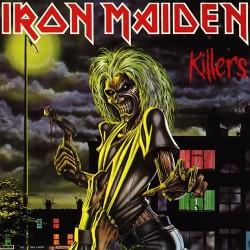 Iron Maiden - Killers - LP