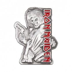 Iron Maiden - Killers - METAL PIN
