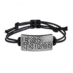Iron Maiden - Logo - Bracelet
