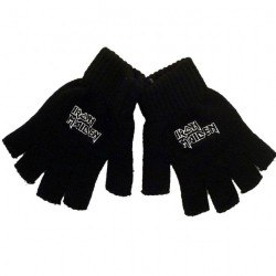 Iron Maiden - Logo - FINGERLESS GLOVES