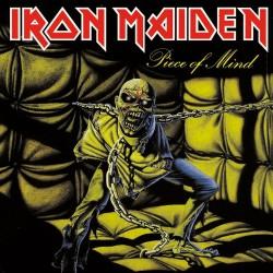 Iron Maiden - Piece Of Mind - LP Gatefold