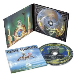 Iron Maiden - Seventh Son Of A Seventh Son - CD DIGIPAK