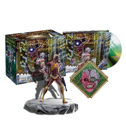 Iron Maiden - Somewhere In Time - CD BOX