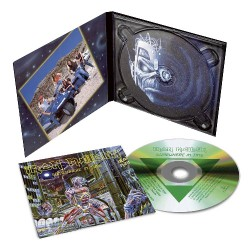 Iron Maiden - Somewhere In Time - CD DIGIPAK