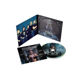 Iron Maiden - The X Factor - CD DIGIPAK