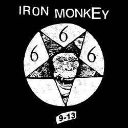 Iron Monkey - 9-13 - LP