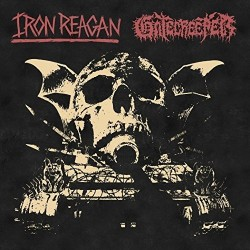Iron Reagan And Gatecreeper - Split - CD