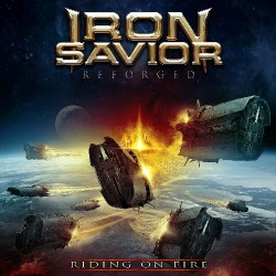 Iron Savior - Reforged - Riding On Fire - 2CD DIGIPAK