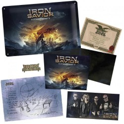 Iron Savior - Titancraft - CD BOX