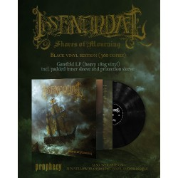 Isenordal - Shores Of Mourning - LP Gatefold