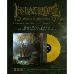 Isenordal - Shores Of Mourning - LP Gatefold Coloured