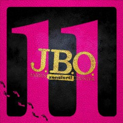 J.B.O. - 11 - CD + DVD