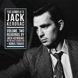 Jack Kerouac - The Complete Jack Kerouac Volume Two - DOUBLE LP Gatefold