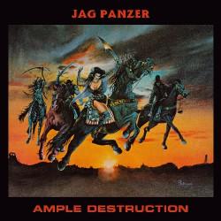 Jag Panzer - Ample Destruction - CD SLIPCASE
