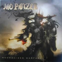 Jag Panzer - Mechanized Warfare - CD