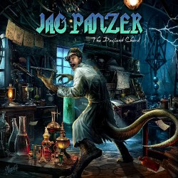 Jag Panzer - The Deviant Chord - CD DIGIPAK+POSTER