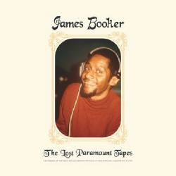 James Booker - The Lost Paramount Tapes - LP