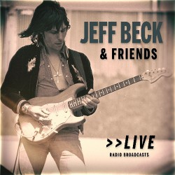 Jeff Beck & Friends - Live - CD