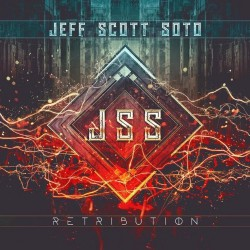 Jeff Scott Soto - Retribution - LP Gatefold
