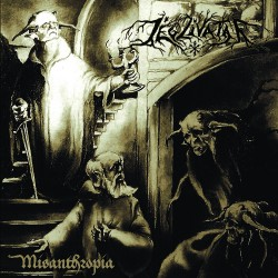 Jegzivatar - Misanthropia - CD EP
