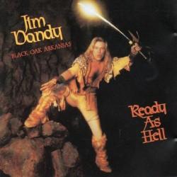Jim Dandy Black Oak Arkansas - Ready As Hell - CD