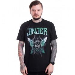Jinjer - Butterfly Skull - T-shirt (Men)