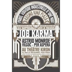 Job Karma - Kkp IIi - Silkscreen